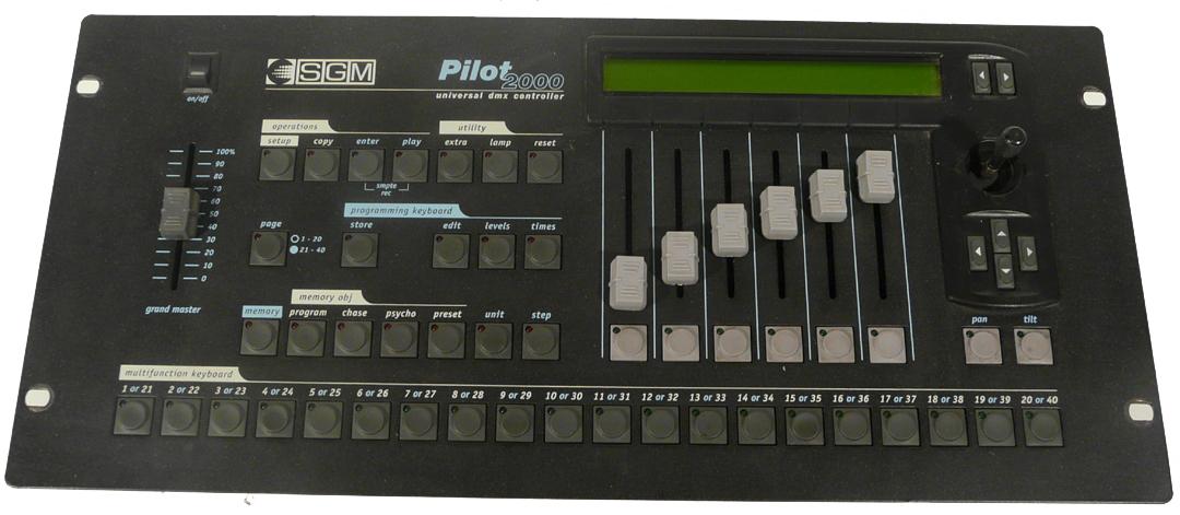SGM Pilot 2000